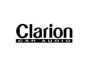 Clarion Car Audio car stereo in San Diego.