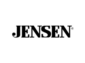 Jensen Car Audio top stereo brand at Car Stereo City in San Diego.
