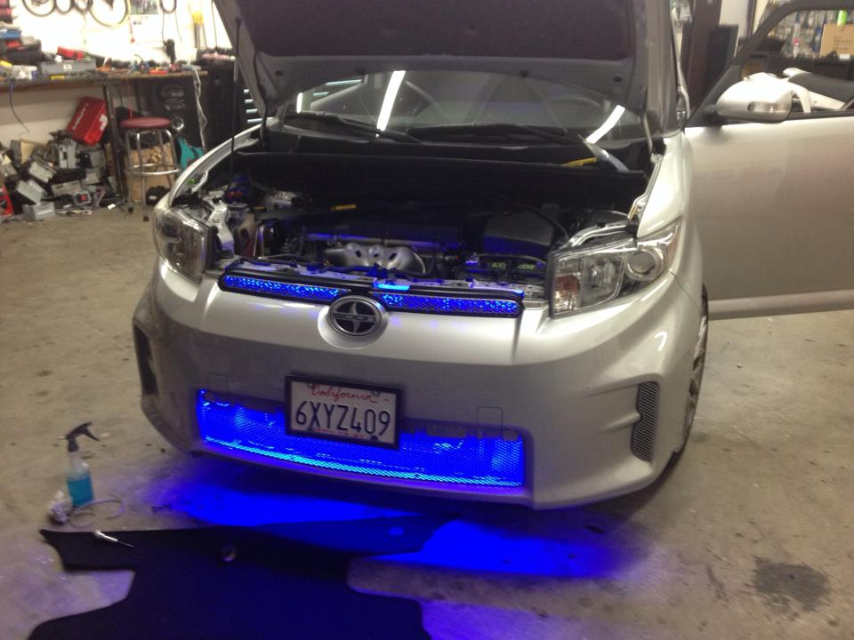 Get your car lighting up the night with LED lighting from Car Stereo City. We have San Diego's best prices on LED lights for your car.