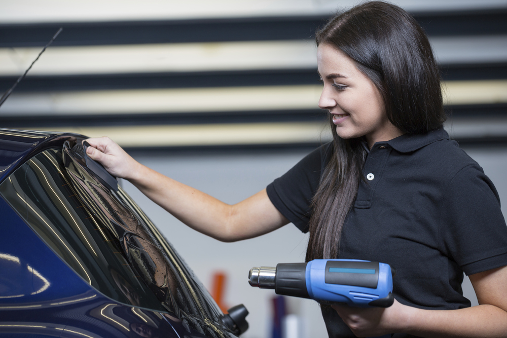 Get your car windows tinted by window tinting experts at Car Stereo City. Car window tinting is a great way to look and feel great in your car.