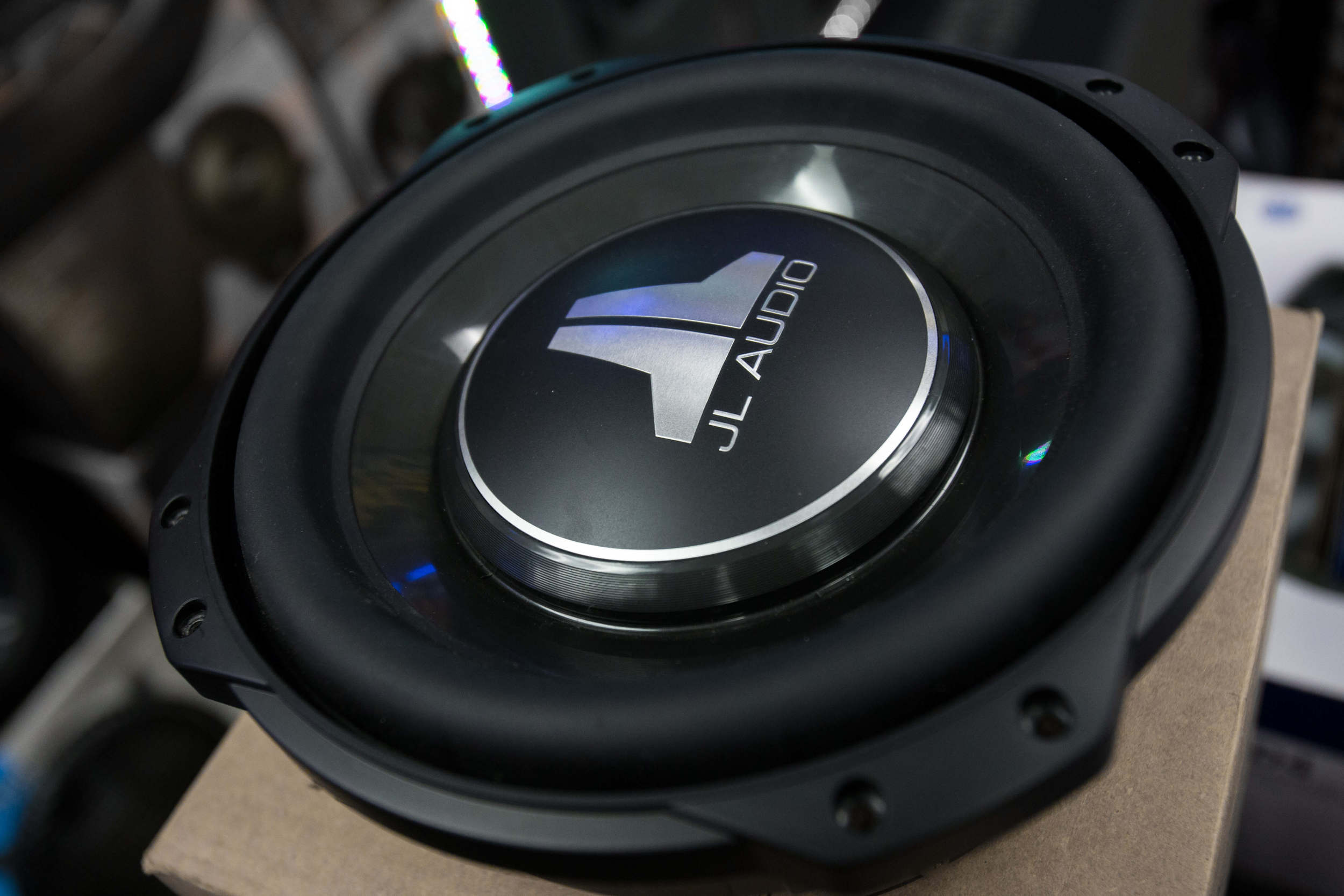 JL Audio Car Speaker Installation