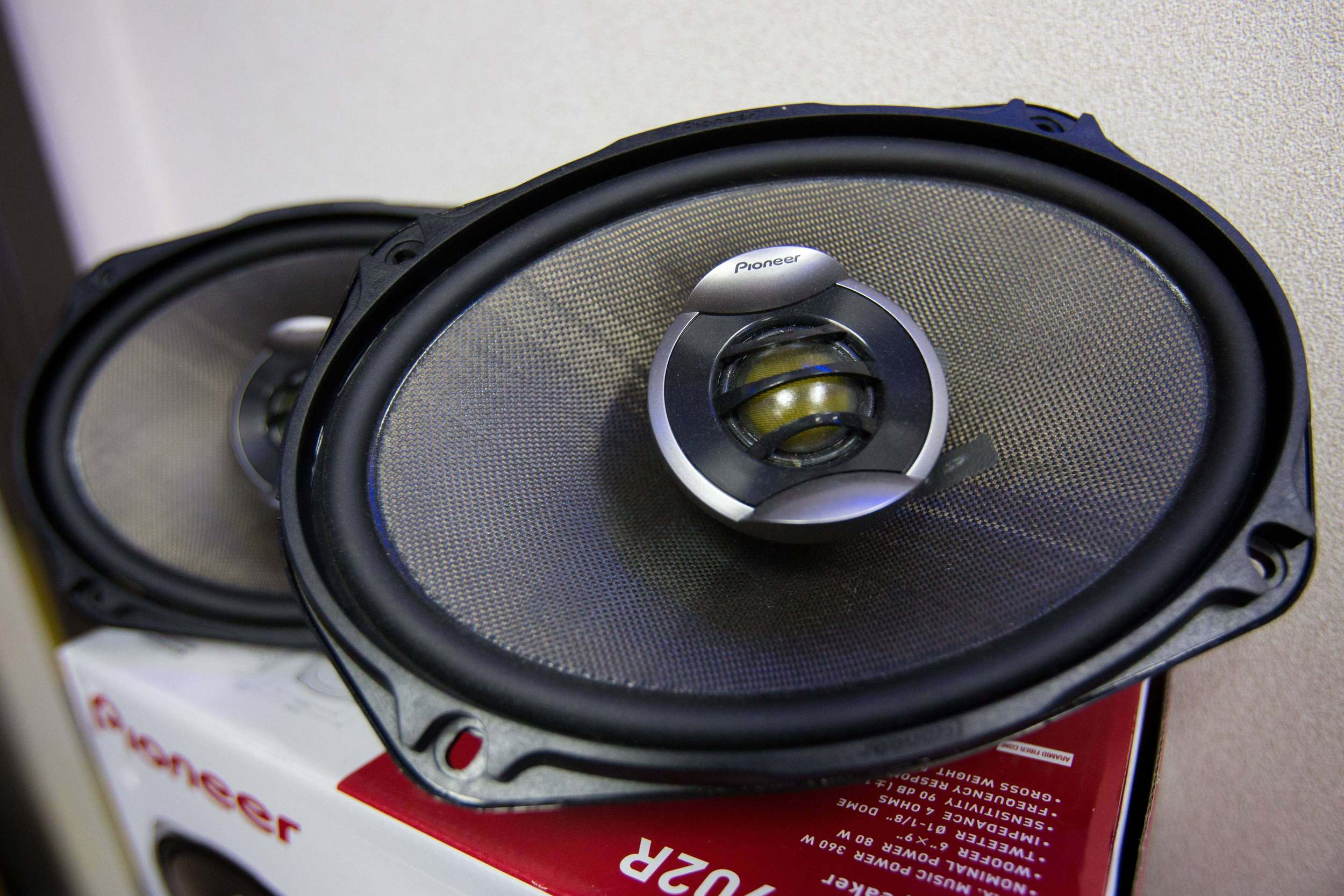Pioneer Car Audio from Car Stereo City