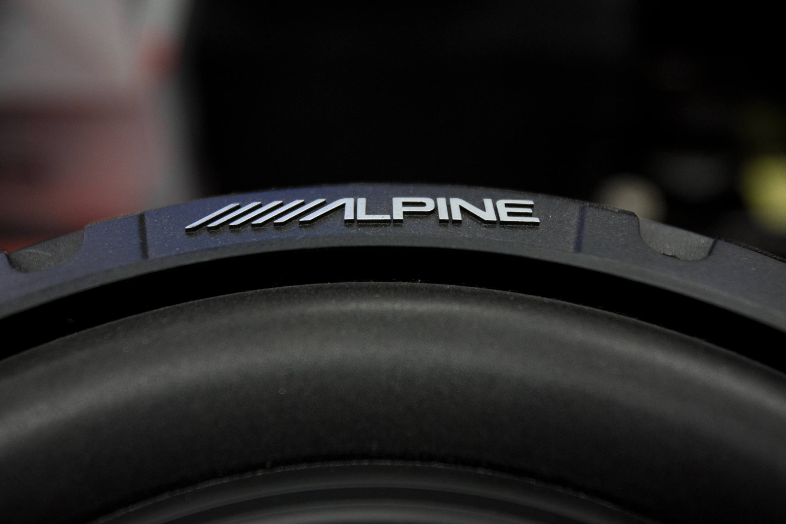 Alpine Audio Installation