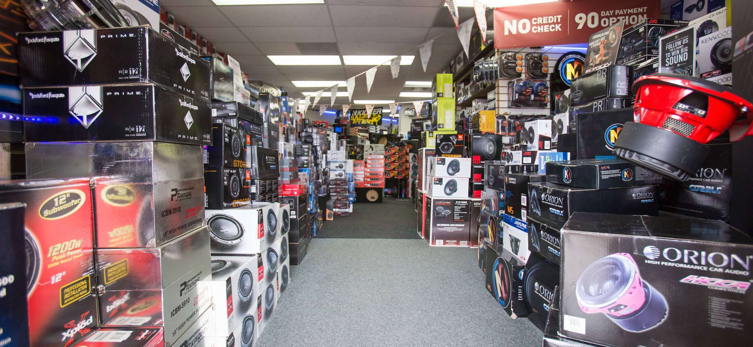 Car Stereo City in Kearny Mesa offers all of the best brands in car audio, car stereo, car speaker systems, car video, security systems and more. Come to our San Diego location today for great prices on car audio.
