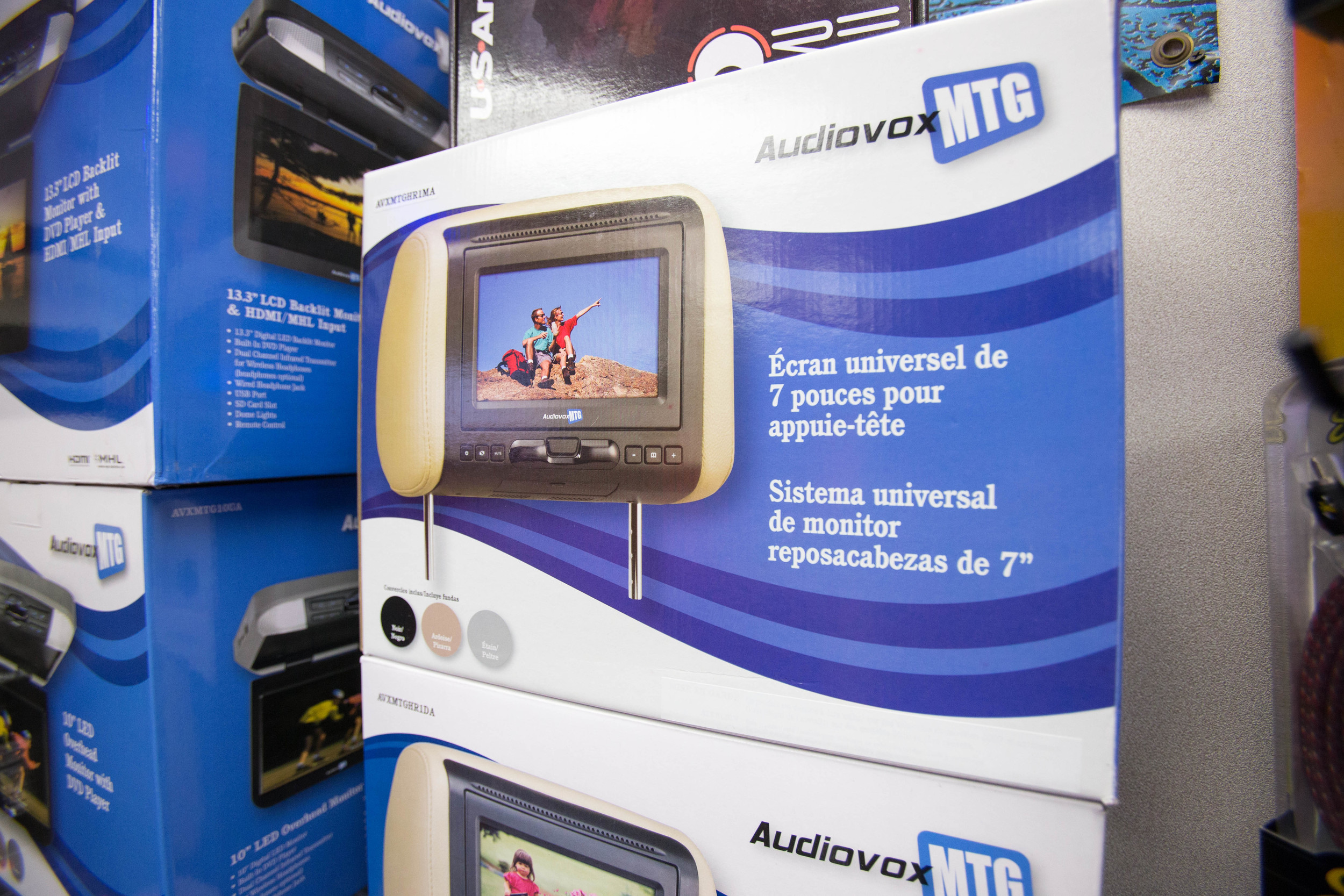 Audiovox Car Video Player