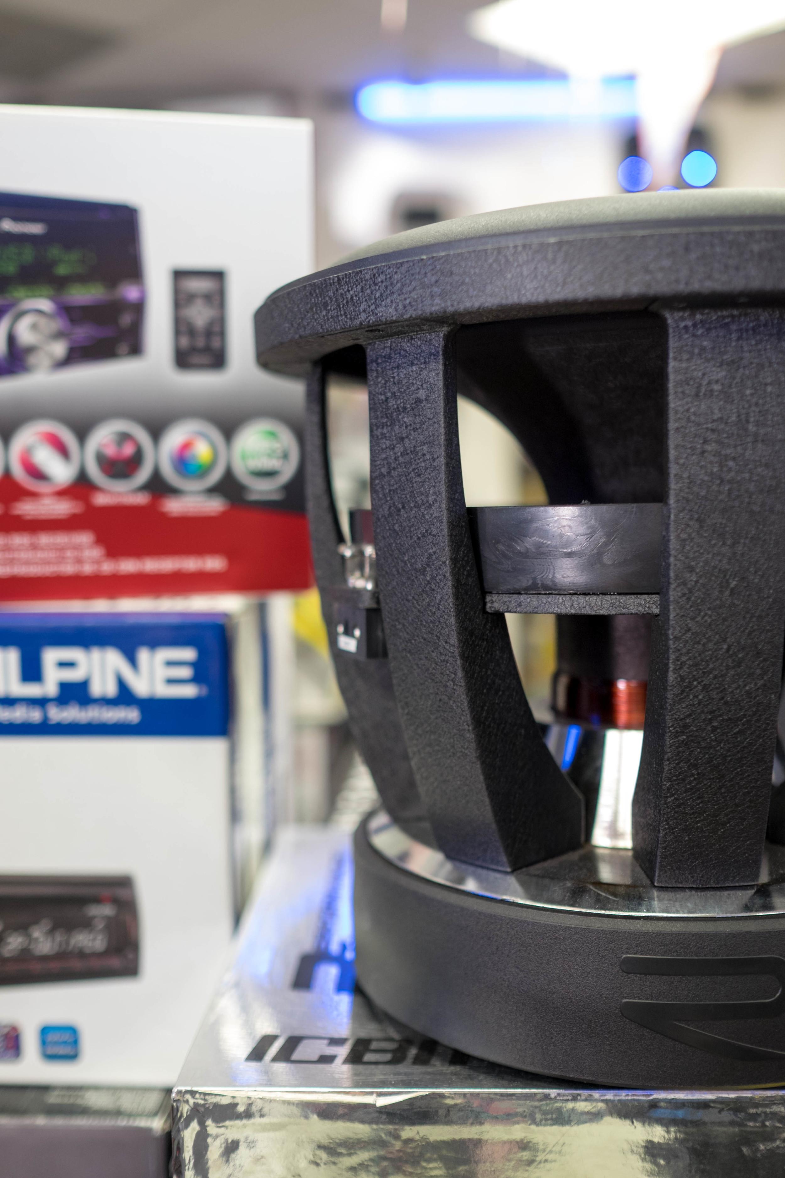 The best car speaker system installation in San Diego