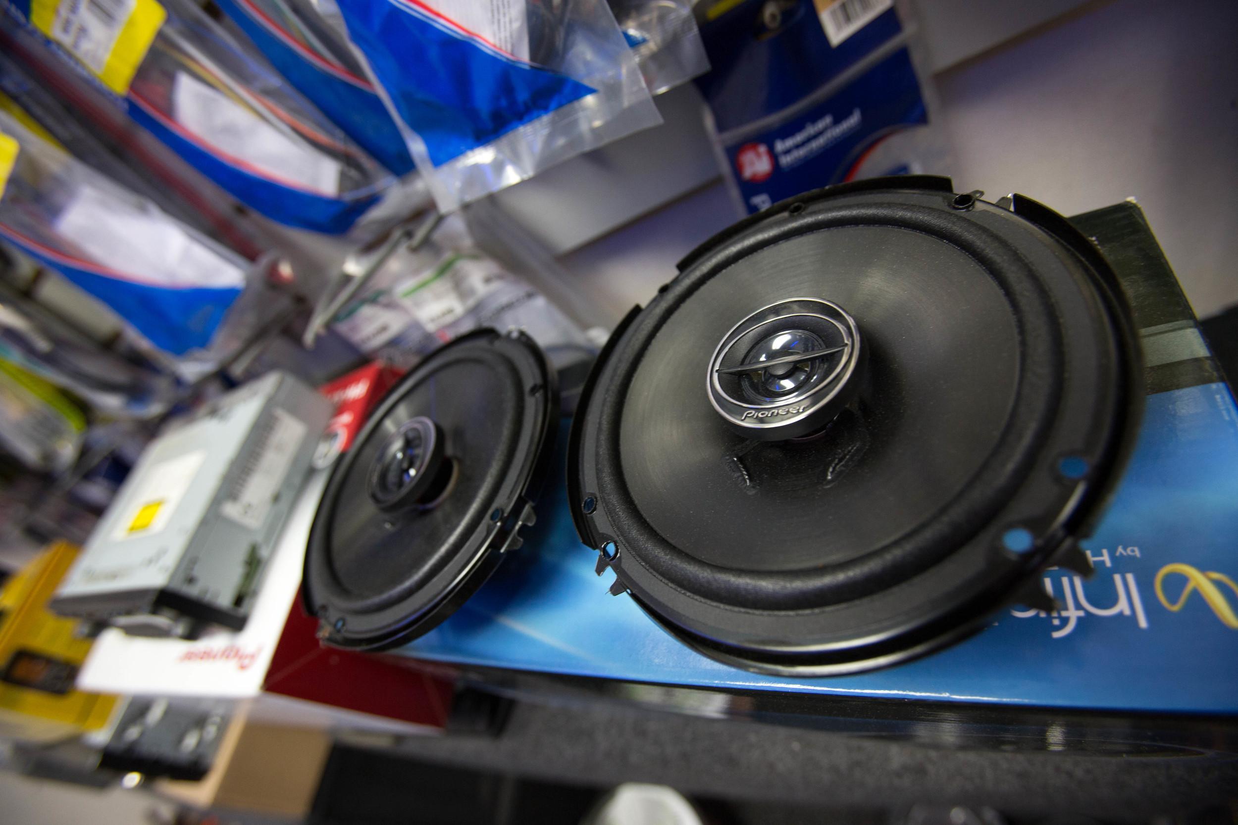 Premium Car Speakers at Car Stereo City