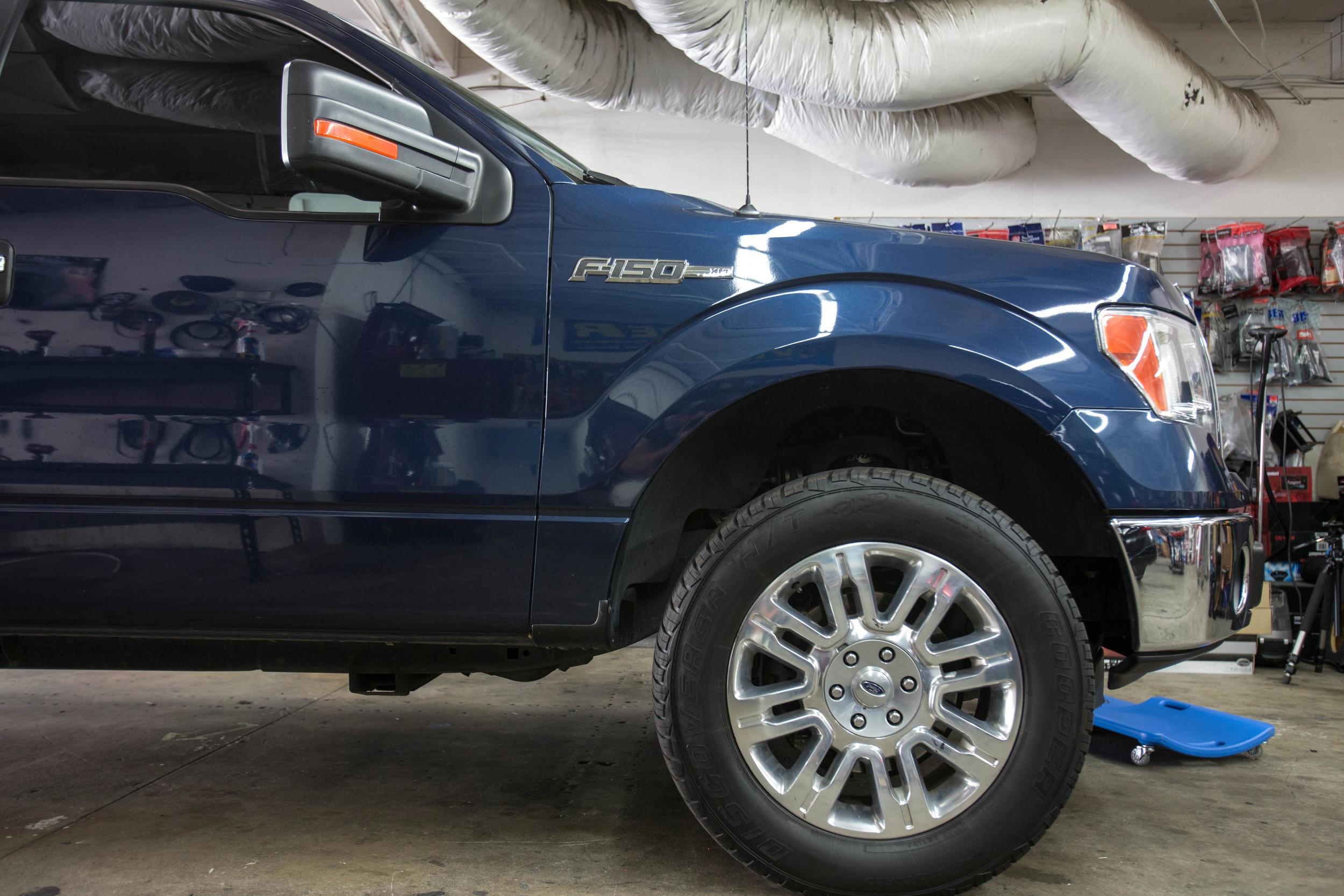 Tires, Rims and Wheels at Car Stereo City