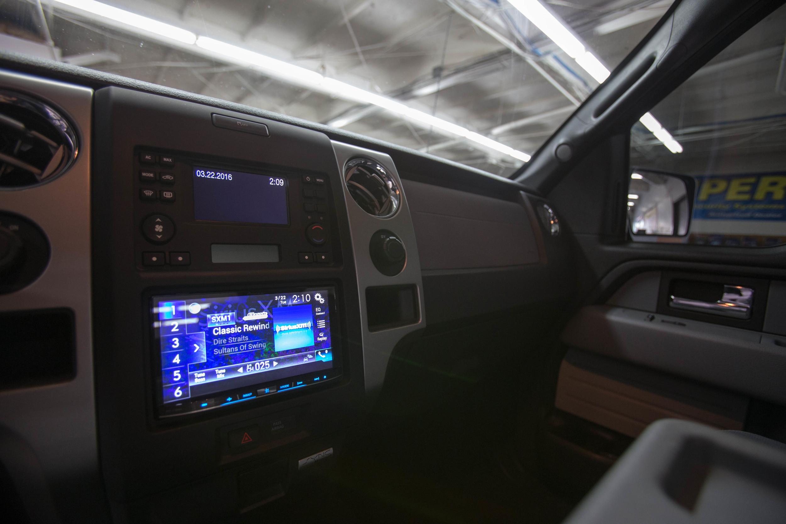 Custom Car Audio and Car Stereo System