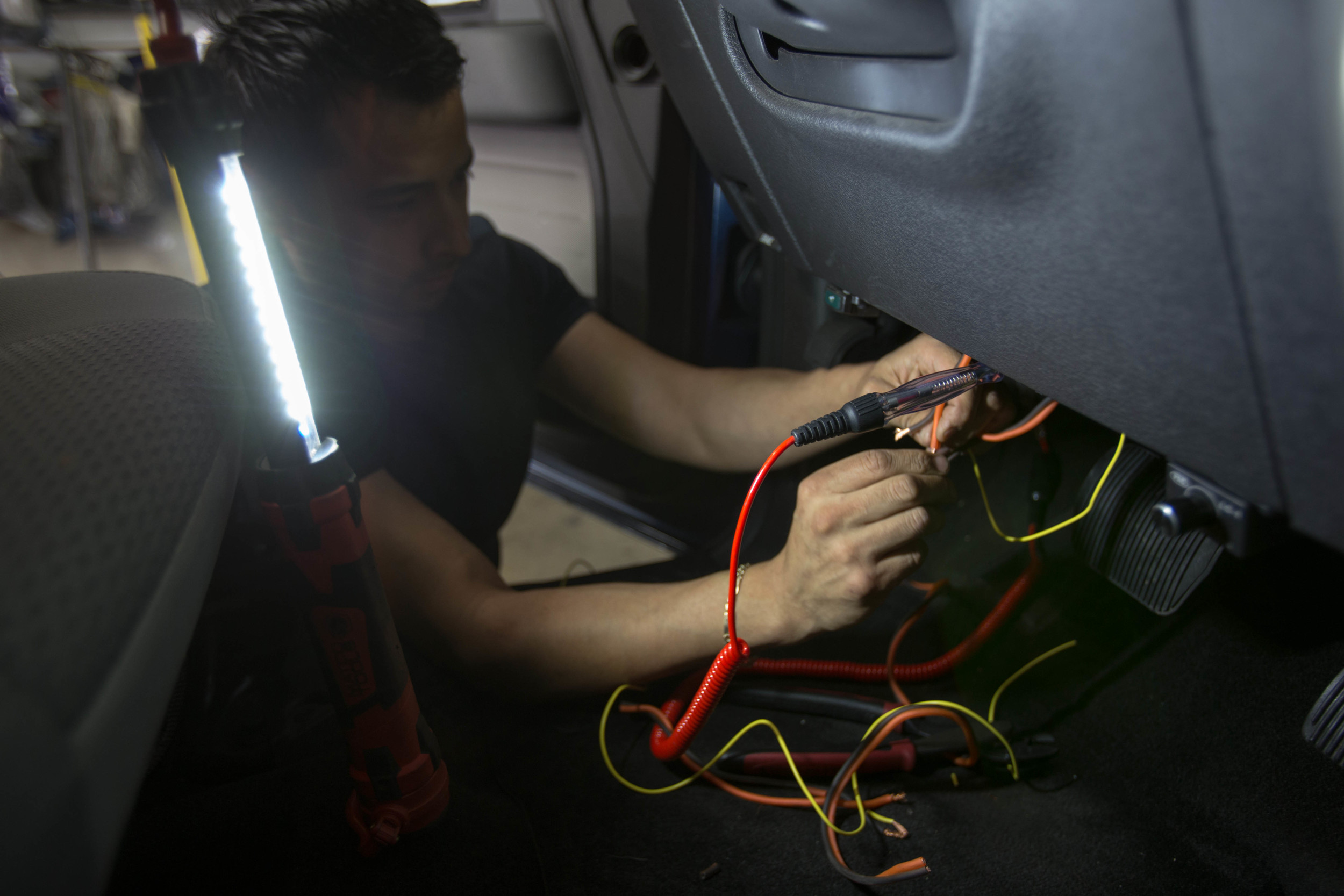 Expert Installation from Car Stereo City San Diego