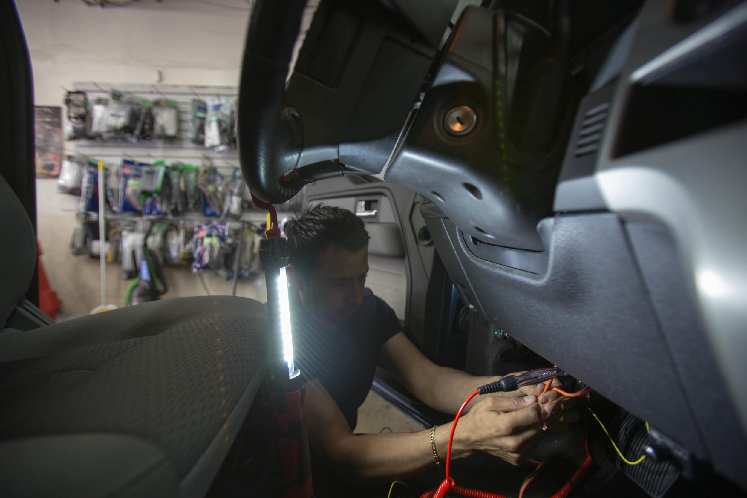 Custom Installation from Car Stereo City