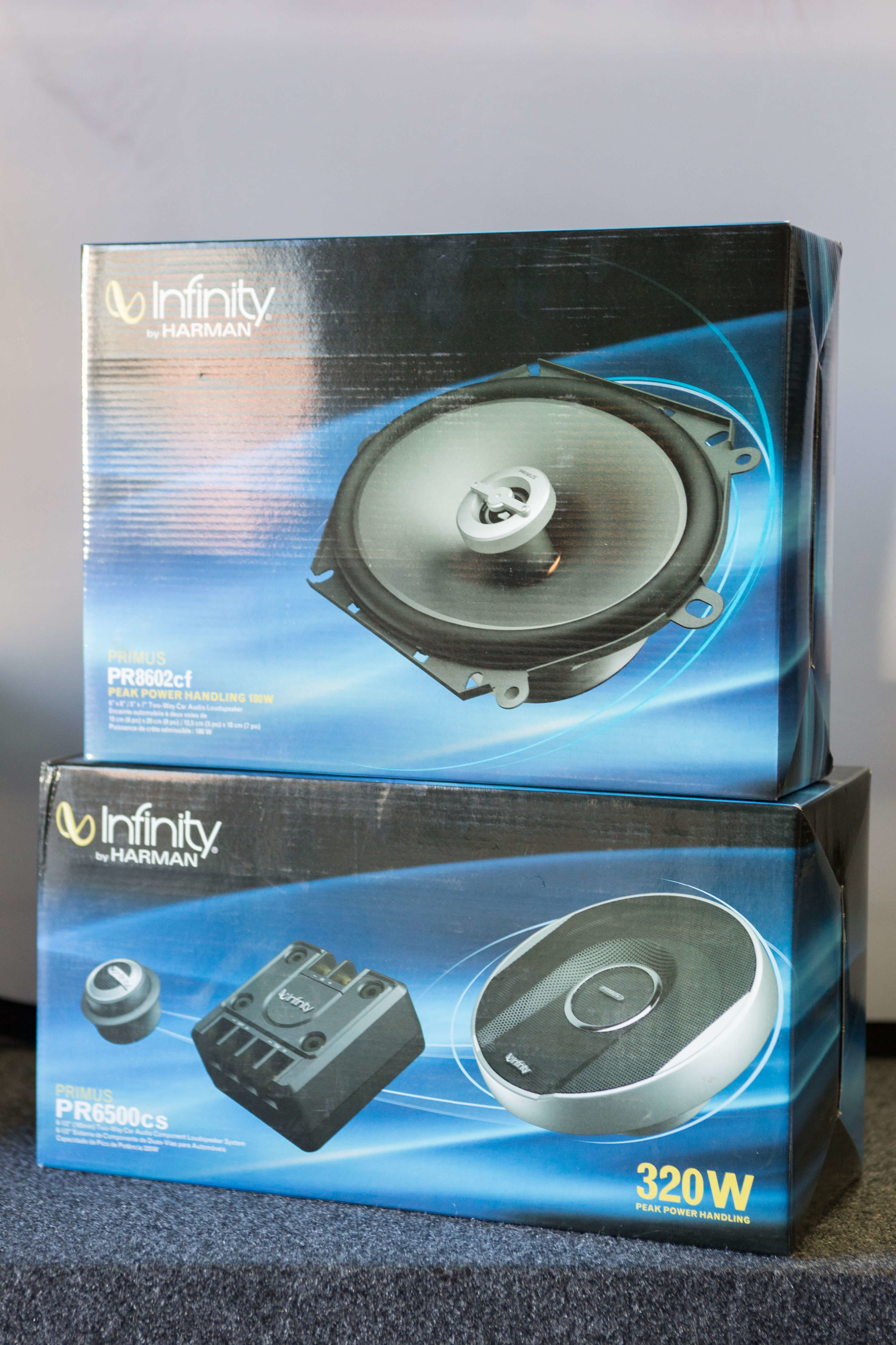 Infinity Car Speaker System