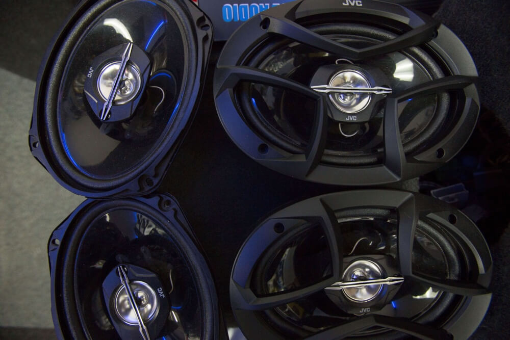Car Stereo City has premium car speakers and car audio.