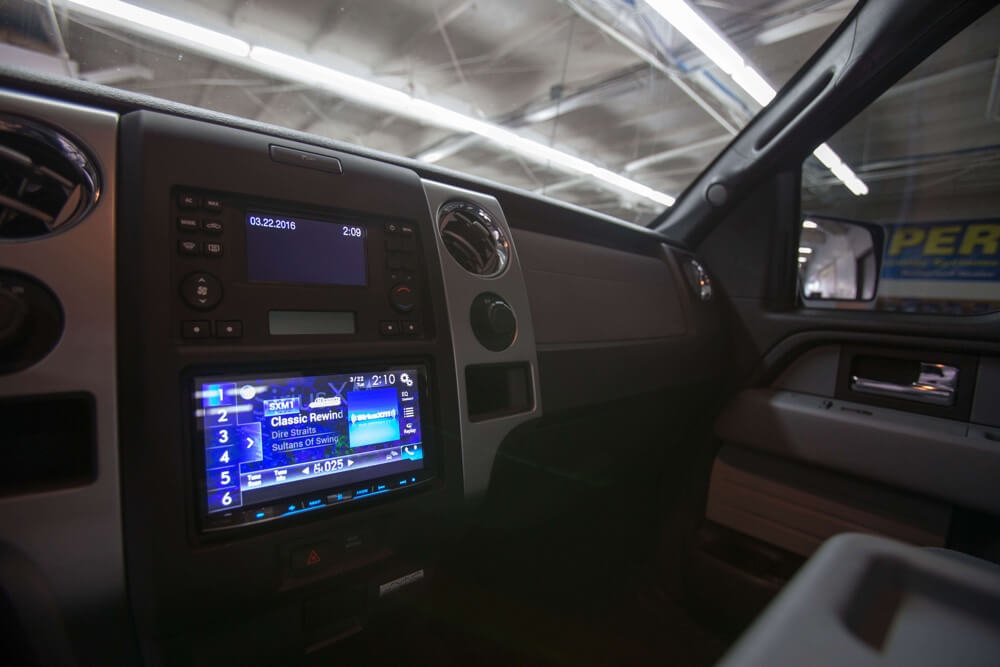 Car Stereo City Satellite Radio Installation.