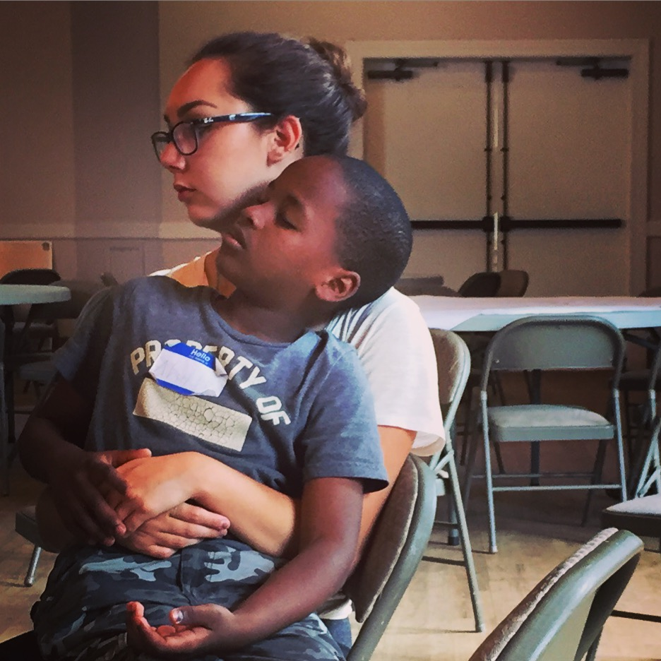 ArtReach Volunteers are essential to the success of our programs. | Clarskston Community Center 2015