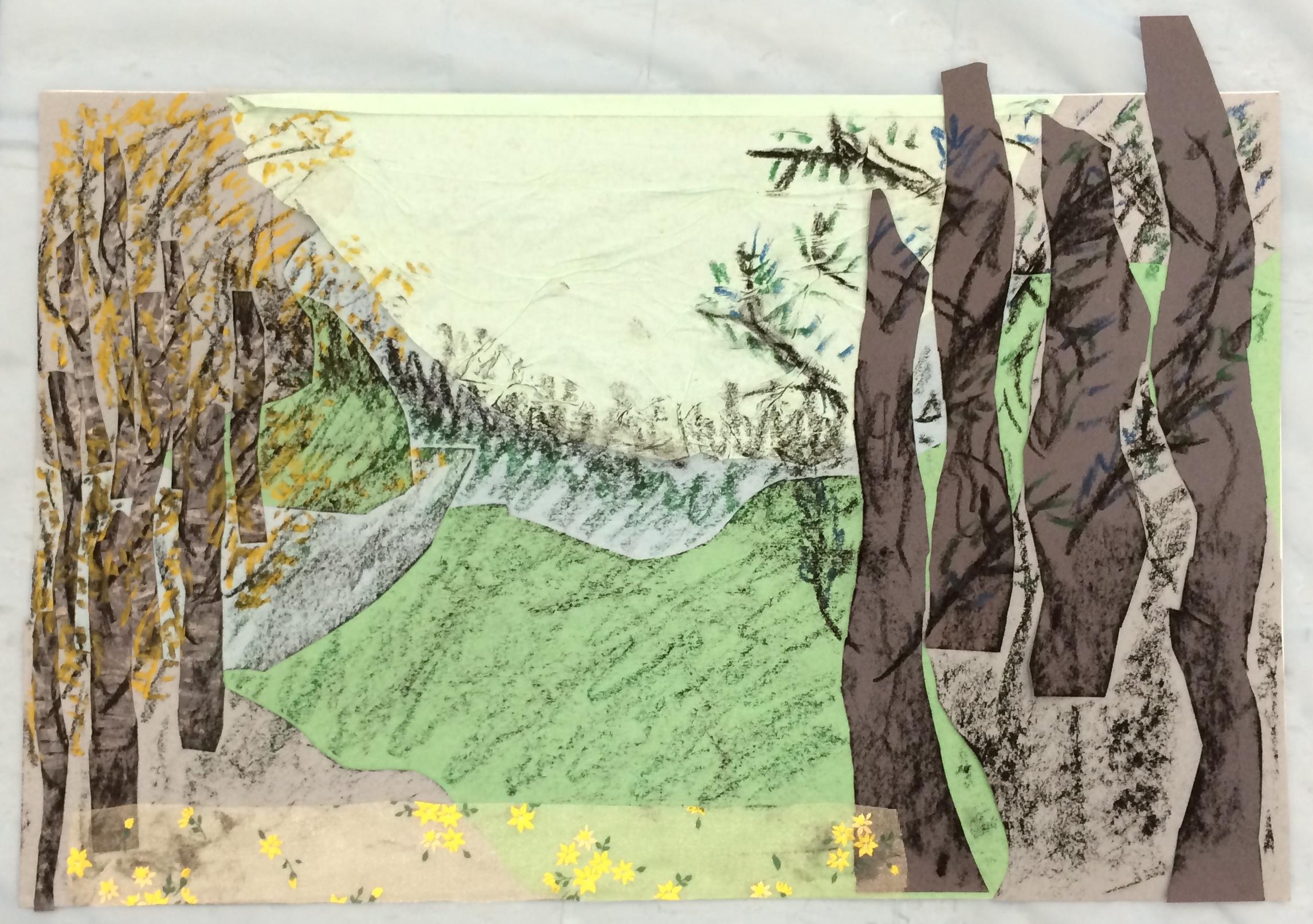 Visual Art Therapy | ArtReach Workshop | April 2014