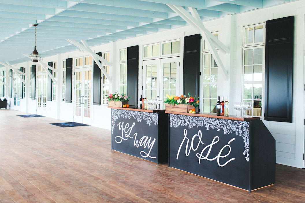Yes Way Rose Bars: Stephanie Yonce Photography
