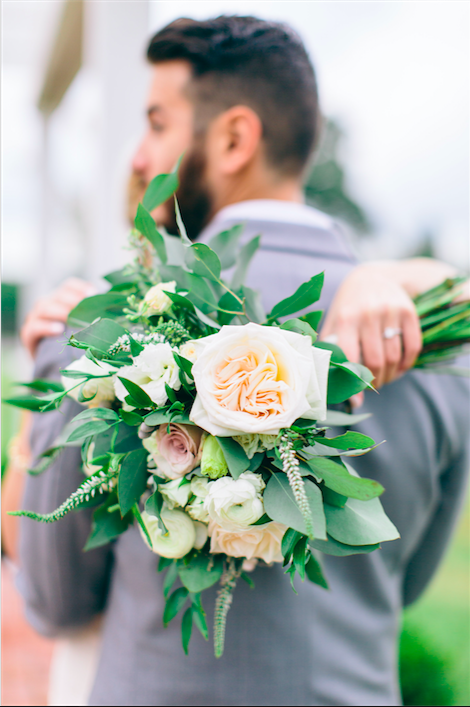Shalese Danielle Photography / Coordination and florals by Kim Mood Design (Voted Best Bouquet of 2016 at the RVA NACEY's)
