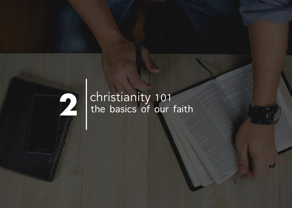 We just spent 6 weeks exploring what the gospel is, now we're going to dive into our next study Christianity 101. We'll be answering common questions that everyone has! Join us for the discussion Wednesdays at 7!  watch our latest session  HERE