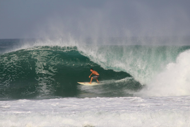 Photo of Surfer in Mexico Waters // Licensing CC0