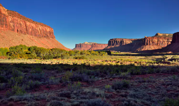 Native American tribes believe Bears Ears is the last of undisturbed sacred lands.  Mark Stevens ,  CC BY-NC-SA