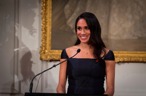 The Duchess of Sussex.Office of the Governor - General - GG.govt.nz . CC BY4.0.