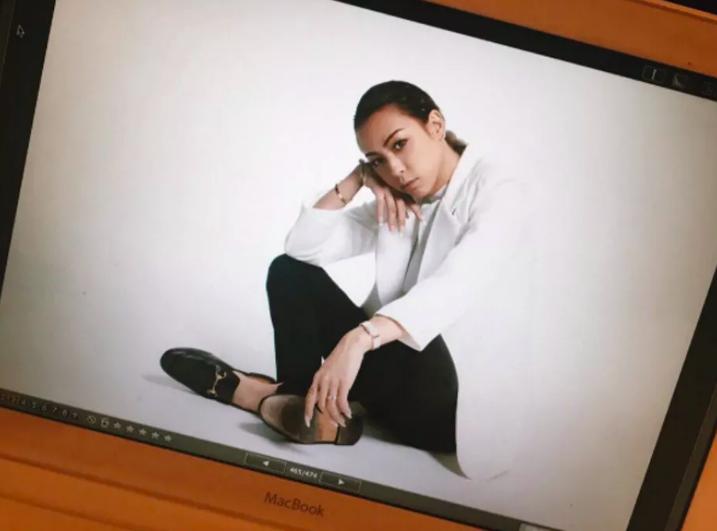 Genking, a male-born Japanese TV personalityand 'genderless' pioneer. _genking_/Instagram