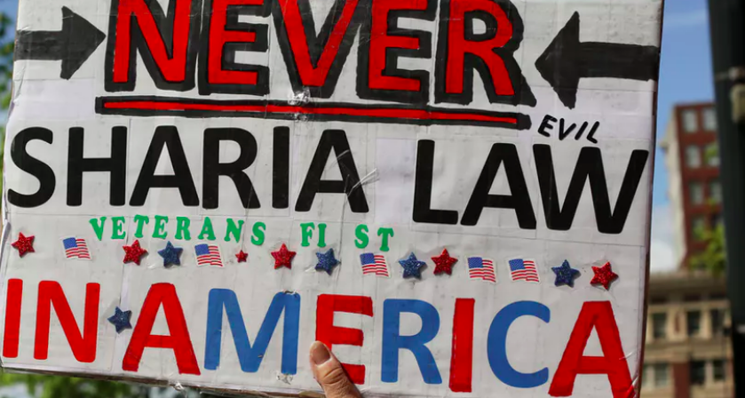 Conservative lawmakers in dozens of U.S. states have raised fears that Islamic fundamentalists want to impose Sharia on Americans.  Reuters/David Ryder