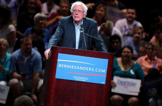 Bernie Sanders. Gage Skidmore. CC BY-SA 2.0