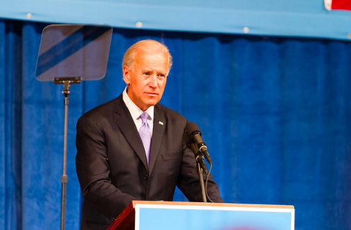 Joe Biden. Chad Cassin. CC BY-SA 2.0