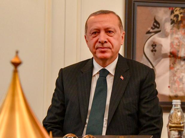President Recep Tayyip Erdoğan. U.S. Department of State.