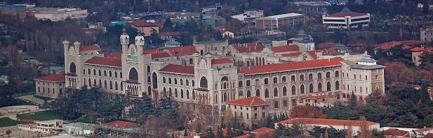 Haydarpaşa campus of Marmara University. Fikricoban. CC BY-SA 3.0