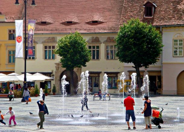 Sibiu. Camelia TWU. CC BY-NC-ND 2.0