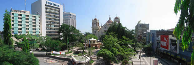 San Pedro Sula, a city with high rates of femicide. Gervaldez. CC BY-SA 4.0, CC BY-SA 3.0, CC BY-SA 2.5, CC BY-SA 2.0, CC BY-SA 1.0