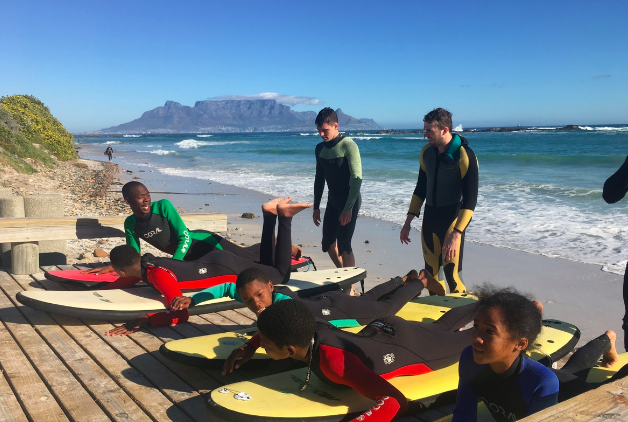 This trip takes you to Table View, South Africa, a west coast suburb 30 minutes from central Cape Town. Volunteers can choose from four community-led project options, including Sports Development, Kindergarten, Special Needs Care and Surf, Skate & Swim. This program is available year-round, with accommodation in volunteer houses. Volunteers have weekends free to explore the neighborhood, go on safari and see local attractions such as the Garden Route and Table Mountain.   International Volunteer HQ is a certified B-Corporation that has helped more than 100,000 people to volunteer abroad to more than 50 different destinations.    International Volunteer HQ