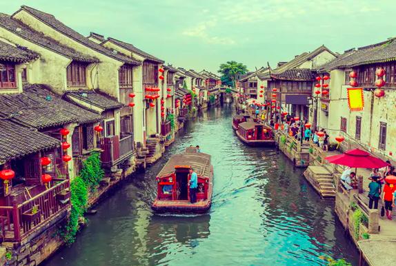 Suzhou, China.  4045/Shutterstock.com