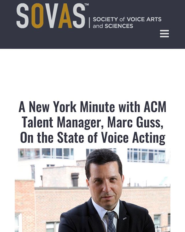 Much thanks to @rudygaskins1 for the strong questions in this interview. Rudy and Joan Baker @joanthevoice continue to elevate the integrity of the voiceover industry through their incredible work with #thatsvoiceovercareerexpo and the @societyvoicearts.  Click link in my bio for full interview.  #Voiceover #VoiceoverArtist #VoiceActor #Actor #VO #Entrepreneur
