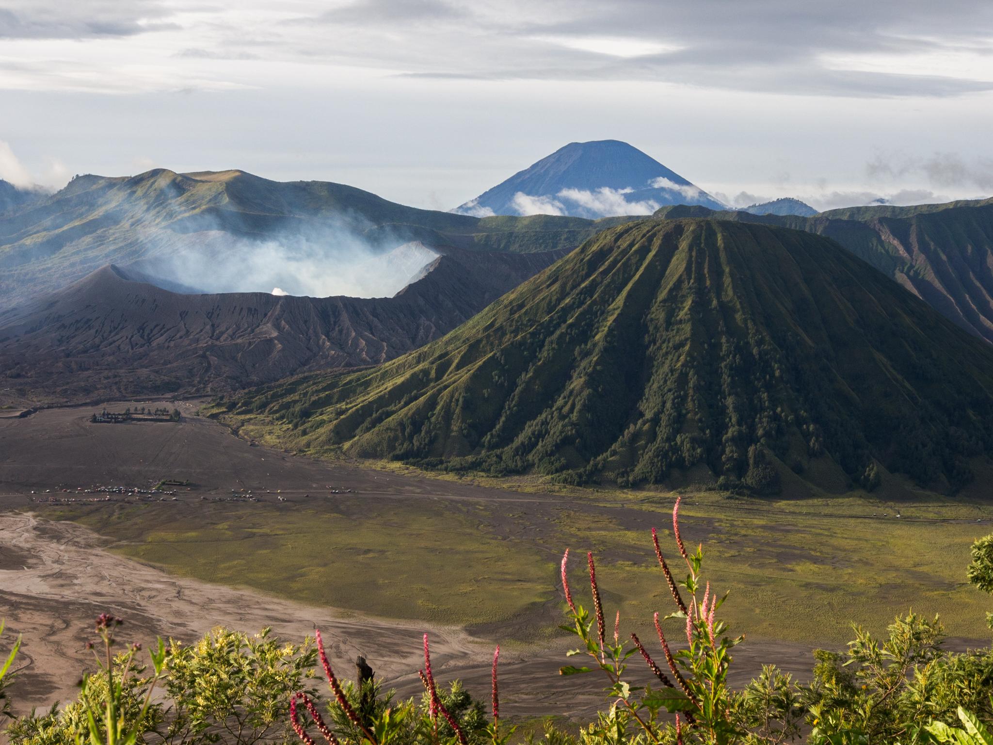 Mt. Bromo - East Java, Indonesia