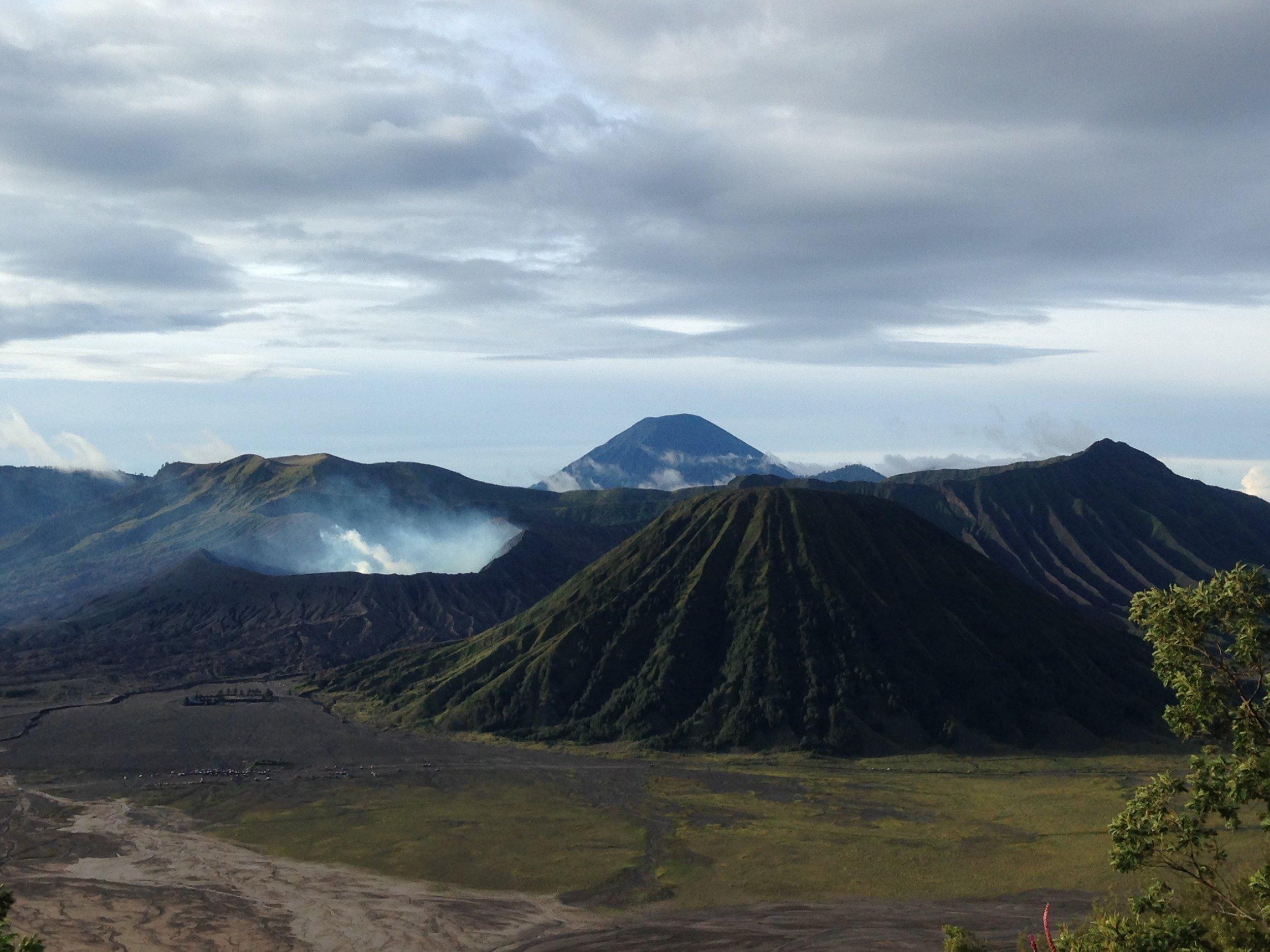 Mt. Bromo: Java, Indonesia.