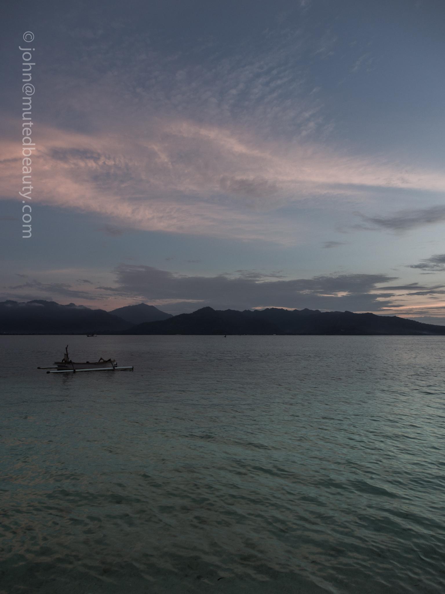Gili Air, Indonesia - February 2017