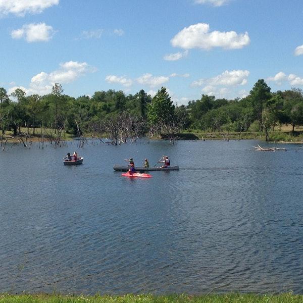 Bovay has a great new canoe dock!