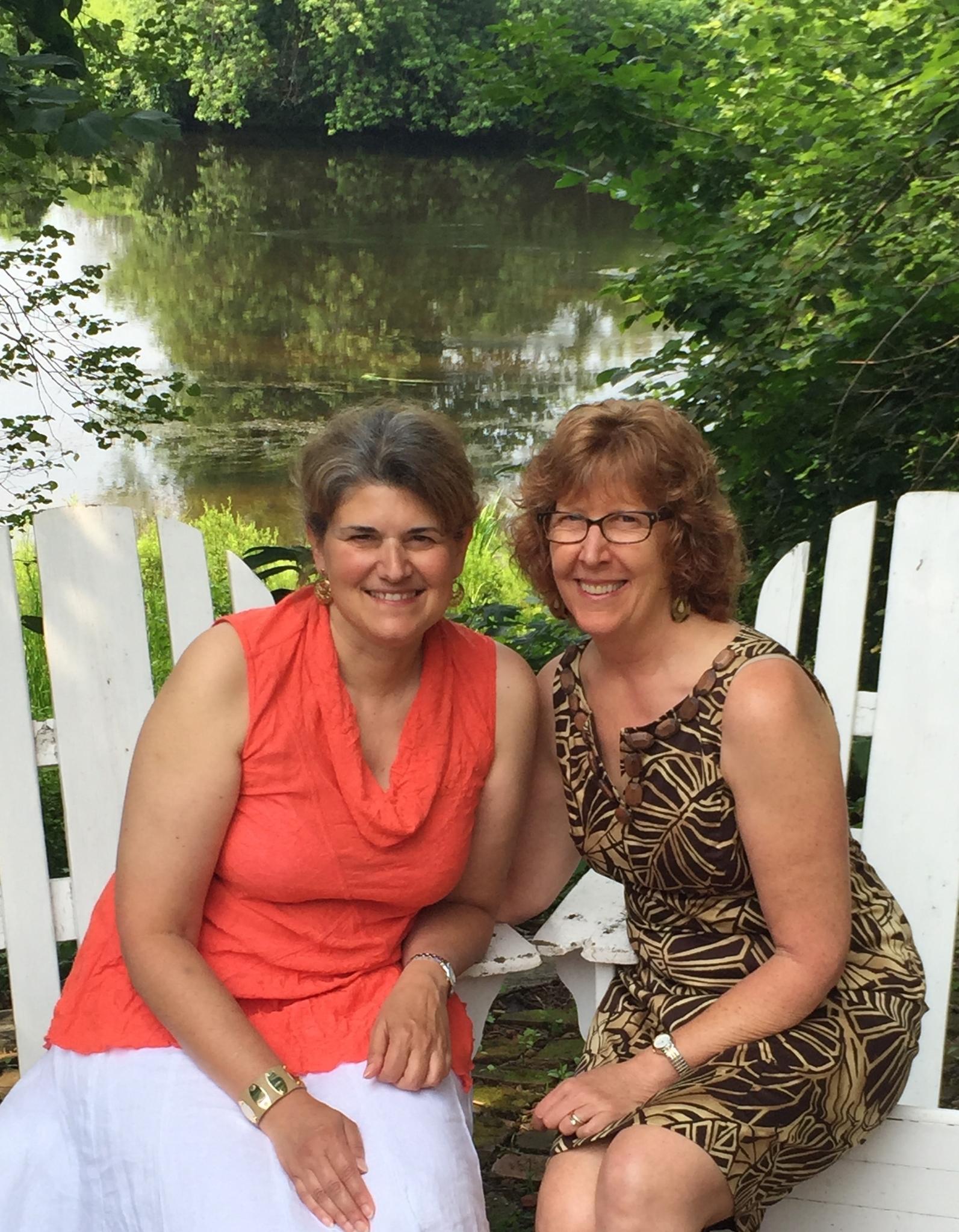 Group Co-Leaders Angela Mazur & Theresa Nygren