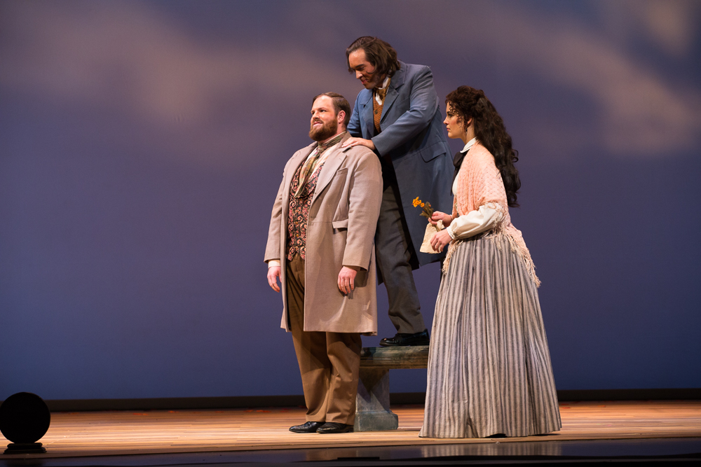 John Brooke in  Little Women  with Michigan Opera Theatre