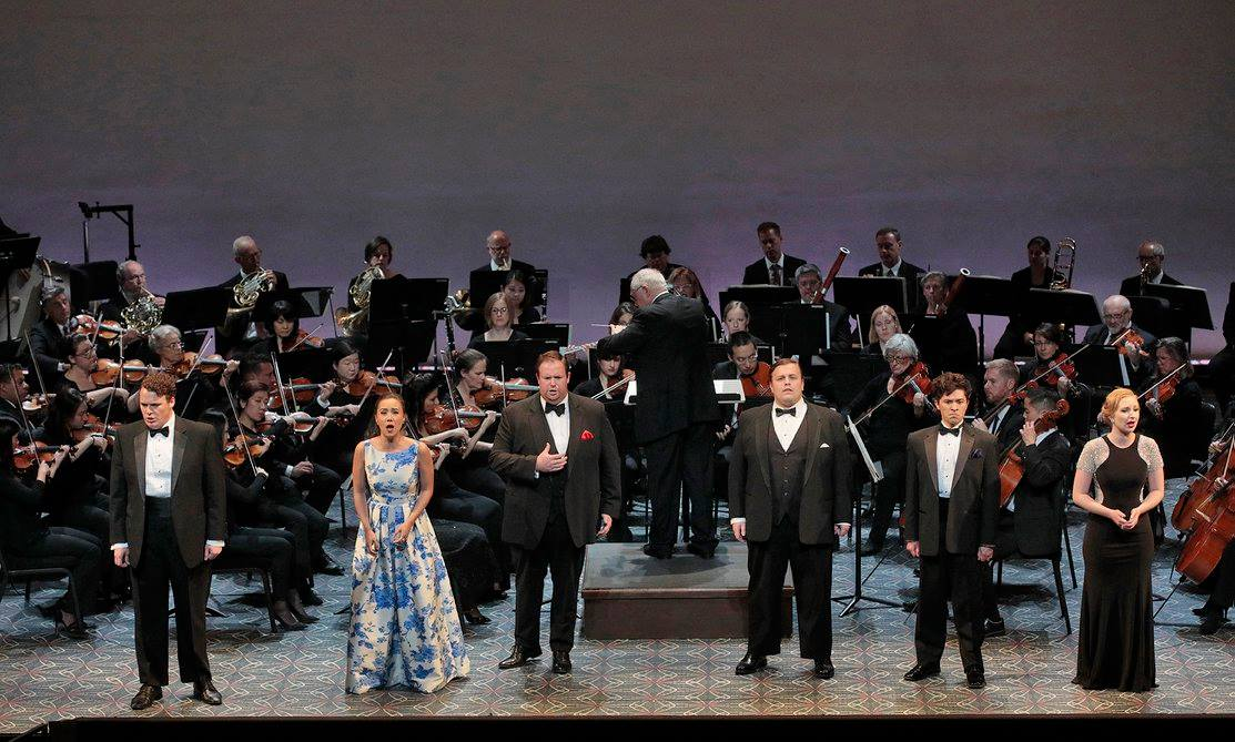 Enrico in the Scene and Sextet from  Lucia di Lammermoor  with Opera Theatre of Saint Louis