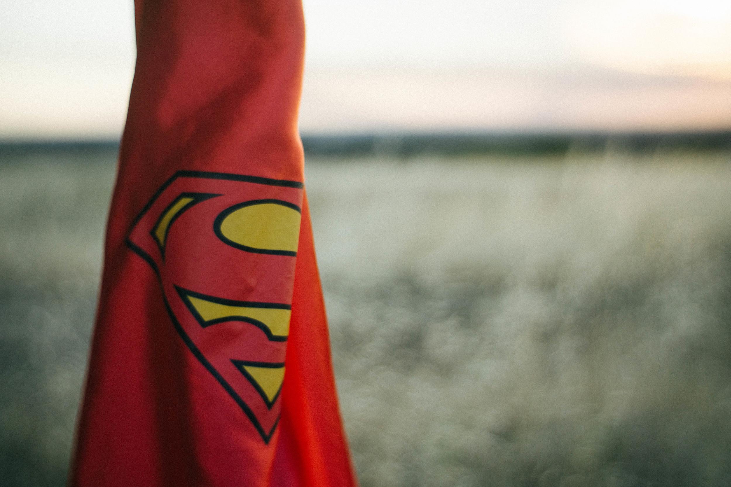 I'm no superhero, you guys. I just like wearing UnderRoos.
