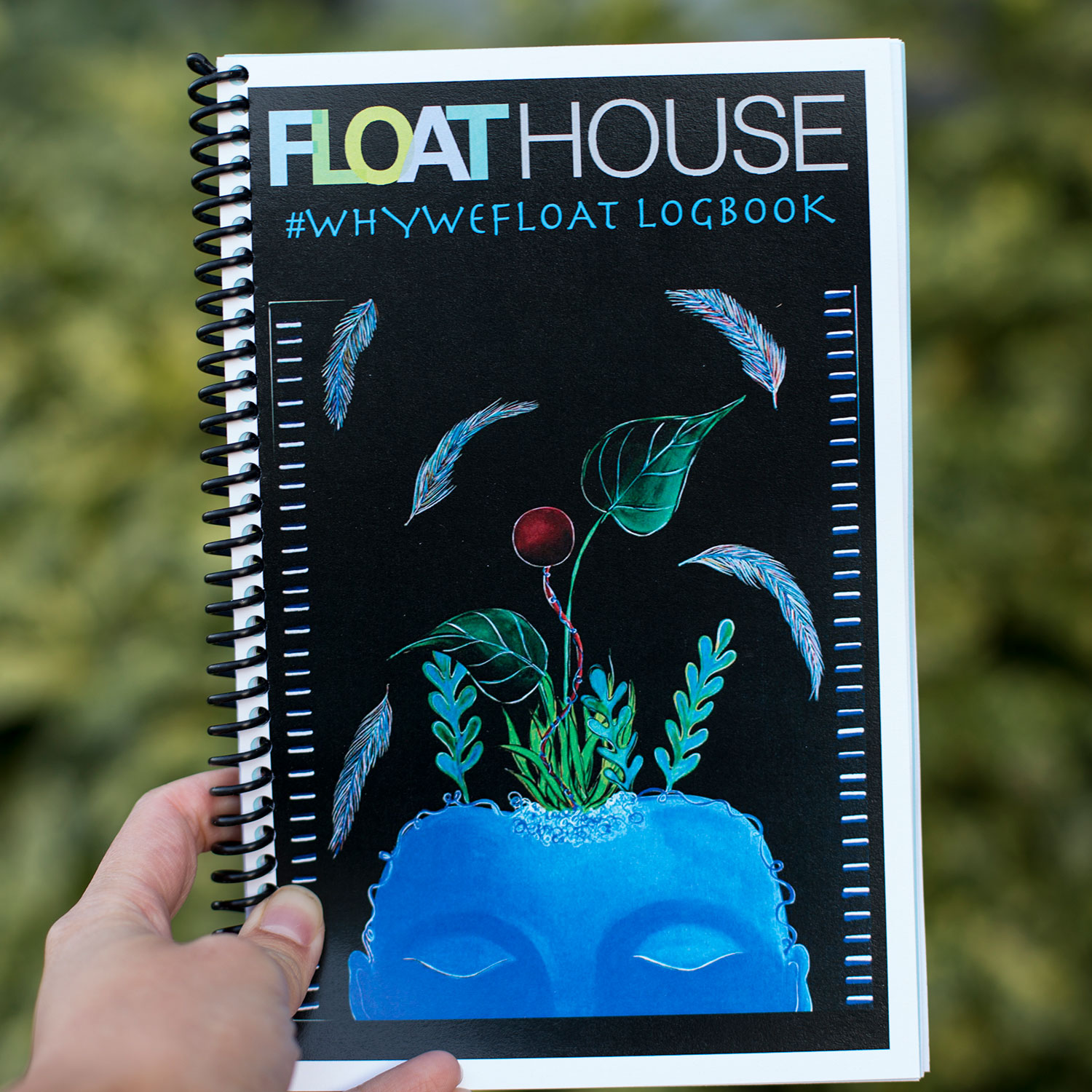 float-house-log-book-member-appreciation-night