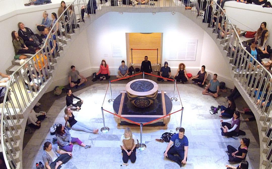 2nd Meditation at the Vancouver Art Gallery