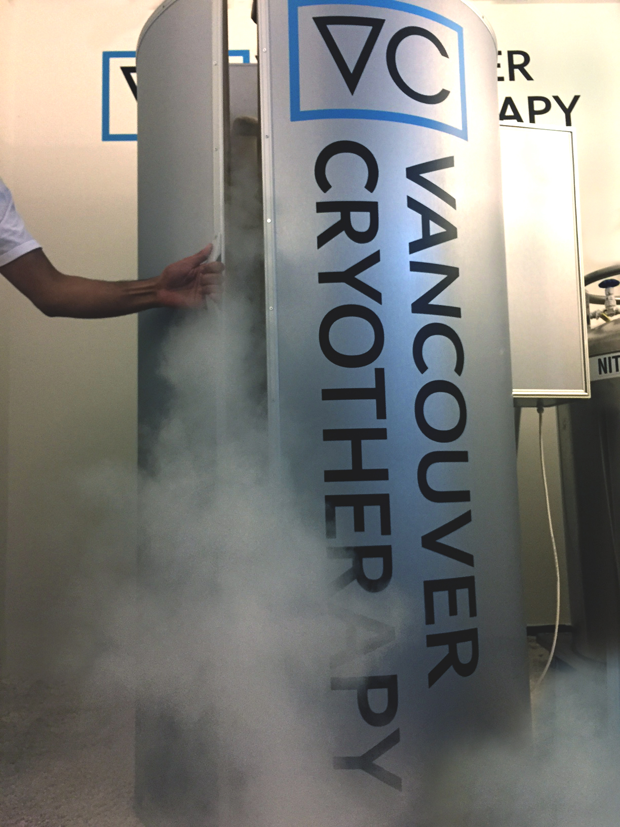 Vancouver Cryotherapy in Float House Gastown