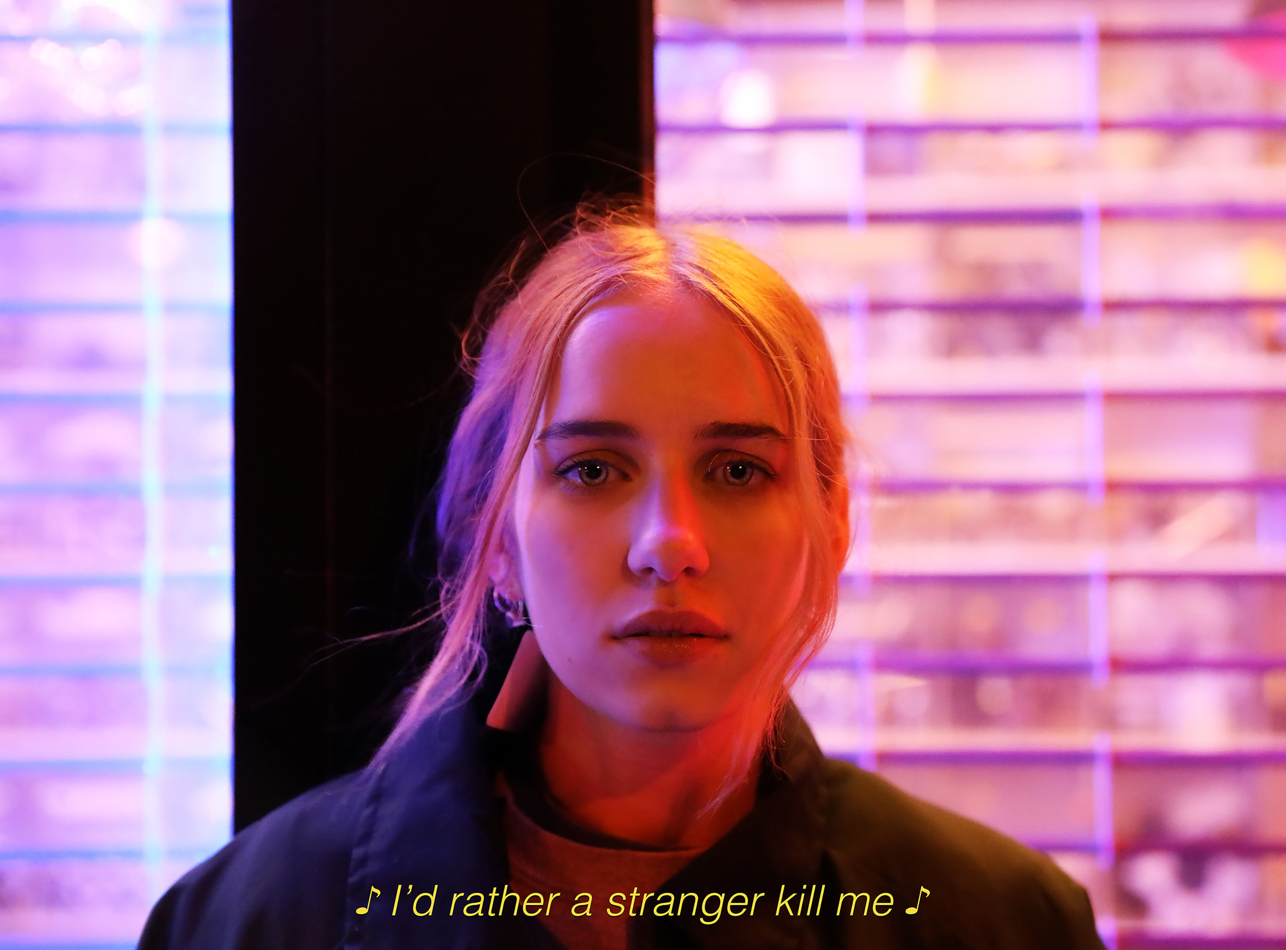 becoming the stranger