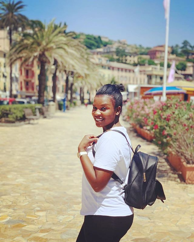 After finishing #1 in her class at the South Africa College for Tourism, our education sponsee Asanda is now abroad in Italy as part of a paid internship!  We are so proud of Asanda and inspired by her hard work and accomplishments.  As the first woman from Langbos to attend college, she has certainly blazed an incredible trail.  Already, two young women from Langbos have followed in her footsteps, studying and successfully graduating from the South Africa College for Tourism.  We're currently building out plans to expand our Education Sponsorship program and look forward to sharing more soon!